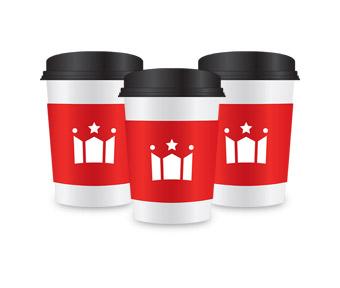 카페 원부자재 상품 공급